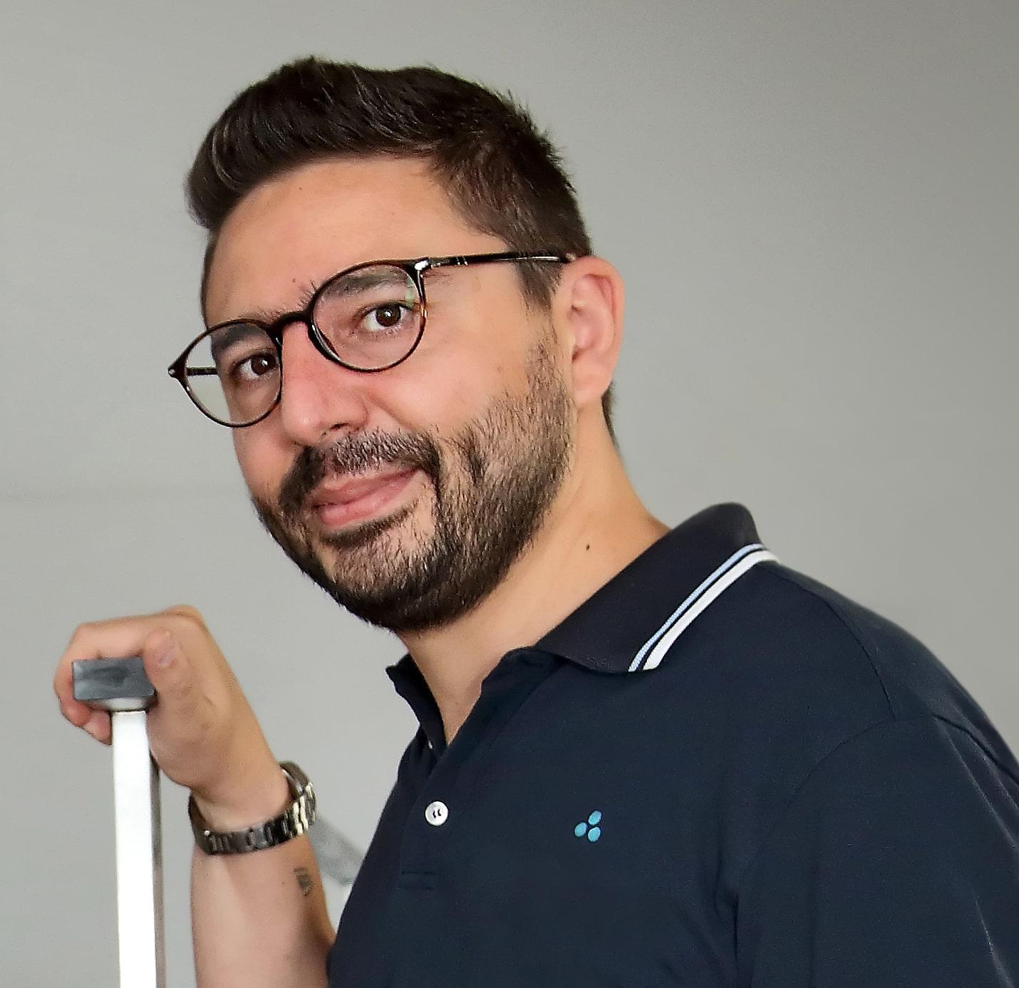 Daniele scivoli fondatore amaro gerlando